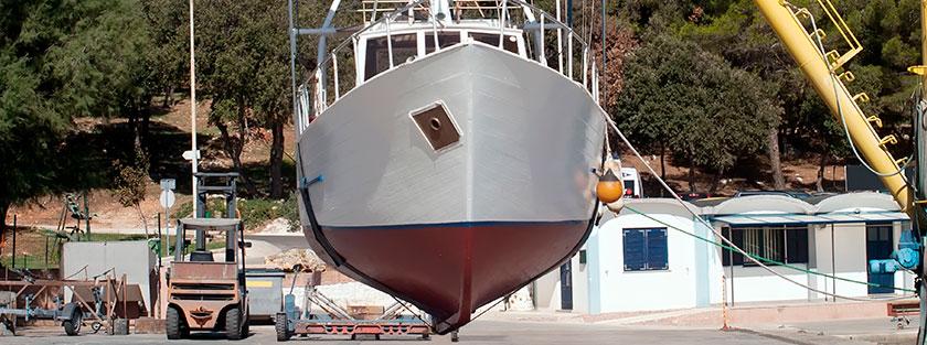 poliurea marina - nautica